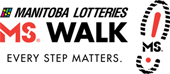 Manitoba Lotteries MS Walk