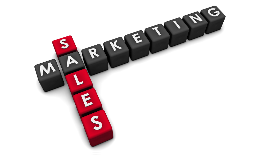 Marketing versus Sales!